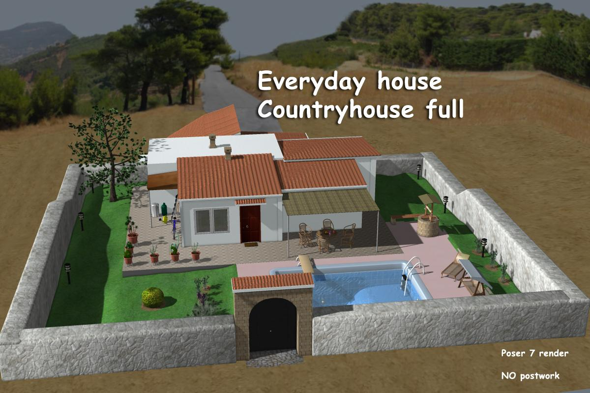 Everyday house - Countryhouse full