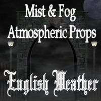 English Weather 'Mist and Fog' Props 3D Models Khory_D