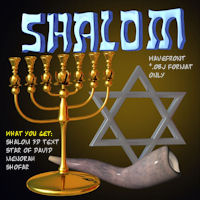 Shalom 3D Figure Essentials 3D Models pappy411