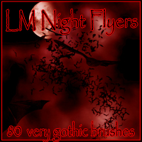 LM NIGHTS' FLYERS  luciferino