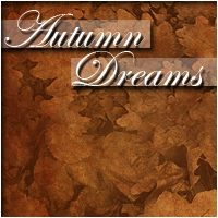Autumn Dreams 3D Models 2D Graphics patslash