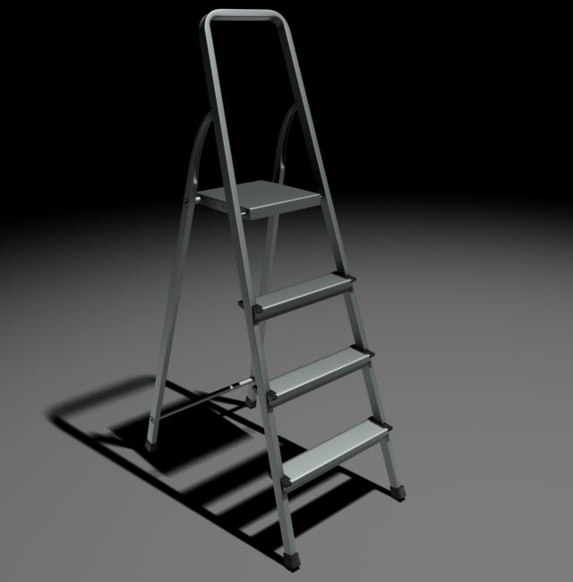 Drag-5 Stepladder