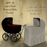 Rosemary S Baby Carriage Bassinet