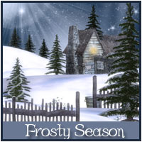 Frosty Season 3D Models 2D Graphics Makena