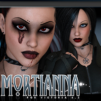 FRAD Mortianna 3D Models 3D Figure Essentials Freja