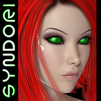 VAMP Syndori 3D Figure Essentials Vex