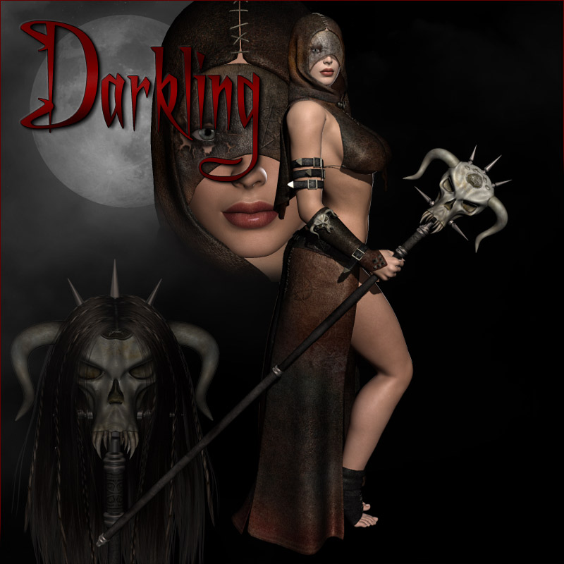 Darkling Character & Outfit V4 & A4