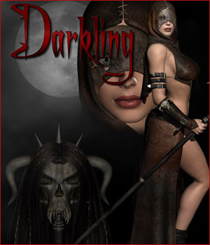 Darkling Character & Outfit V4 & A4 3D Figure Assets 3D Models RPublishing