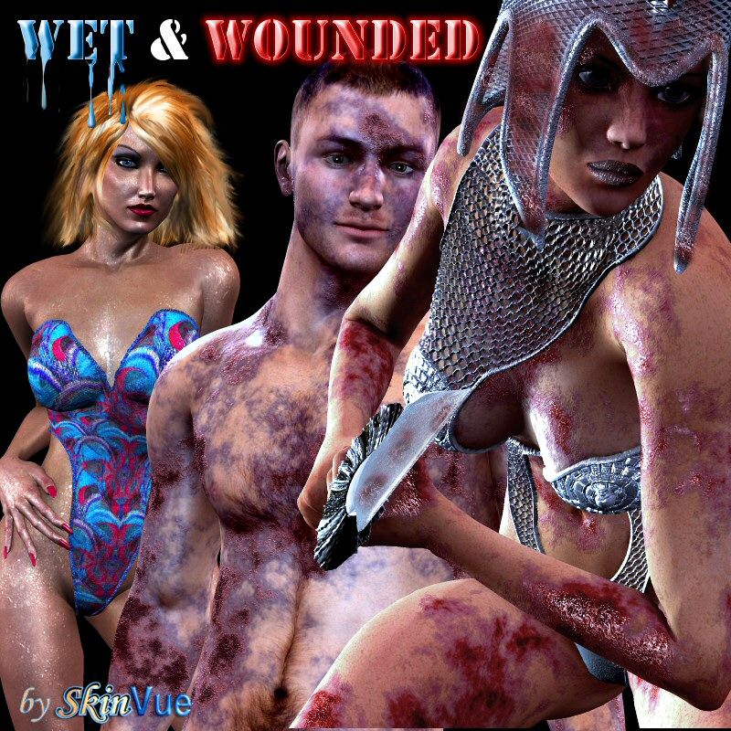 Wet&Wounded