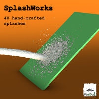 SplashWorks01 by PixelDust1