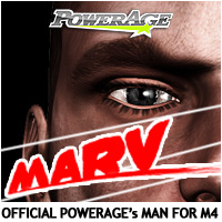 Marv for M4 3D Figure Assets Legacy Discounted Content powerage
