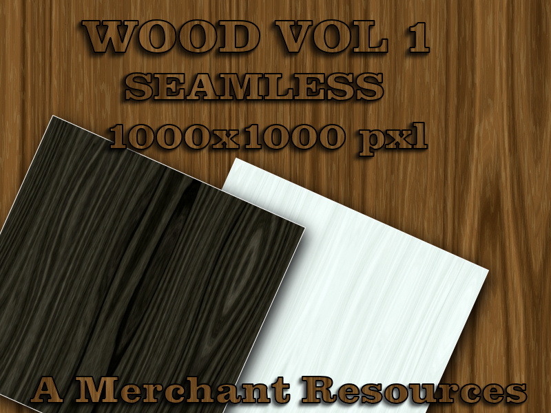 WD Texture Wood Vol 1