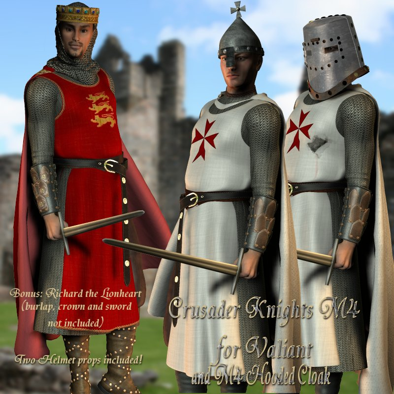 Crusader Knights for Mike 4