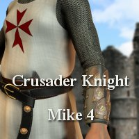 Crusader Knights for Mike 4 by Elsina