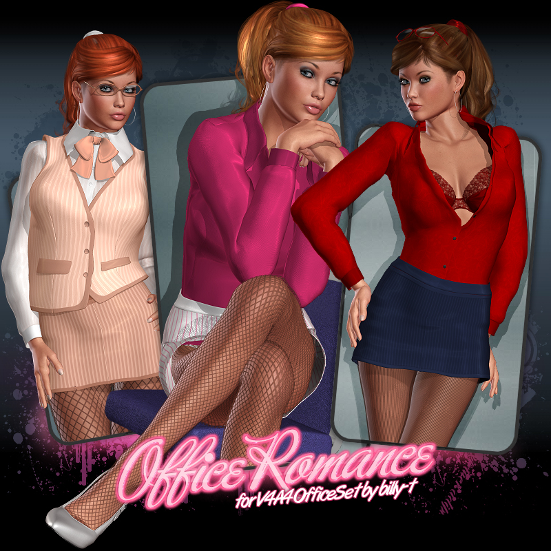 Office Romance for V4A4 OfficeSet