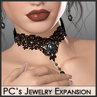PC's Jewelry Expansion  Silver
