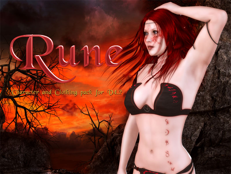 Fantasy Collection: Rune