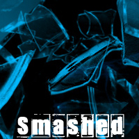 Smashed Glass Brushes 2D And/Or Merchant Resources mystikel