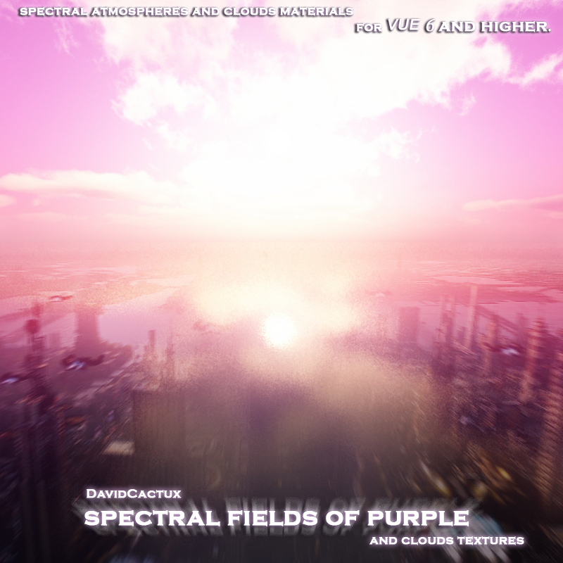 Spectral Fields of Purple