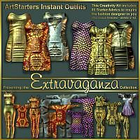 Instant Outfits Extravaganza  FreeeSpirits