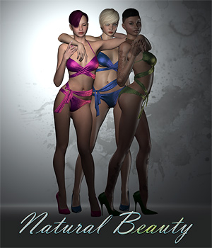 Natural Beauty Lights 3D Lighting : Cameras SaintFox