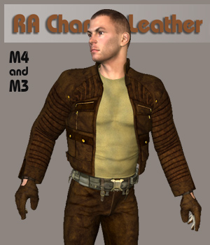 RA ChamoisLeather 3D Figure Essentials RAGraphicDesign