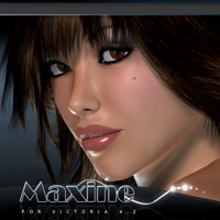 FRAD Maxine 3D Figure Essentials Freja