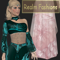 Realm Fashions  WildDesigns