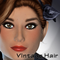 Vintage Hair  2D And/Or Merchant Resources NemesisT