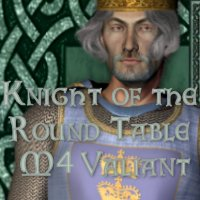 Knight of the Round Table for M4 3D Figure Essentials 3D Models Elsina
