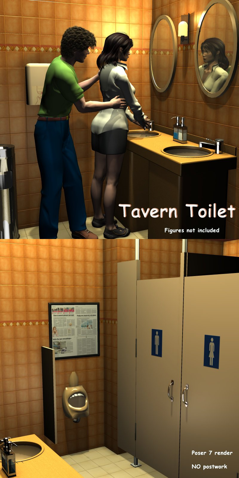 Tavern - Toilet Room