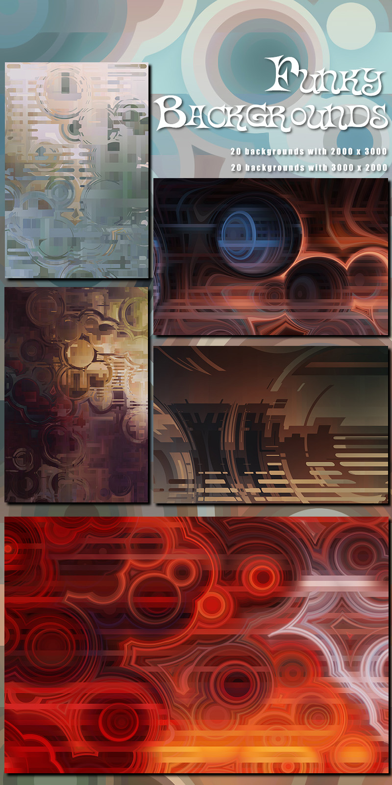 Funky Backgrounds