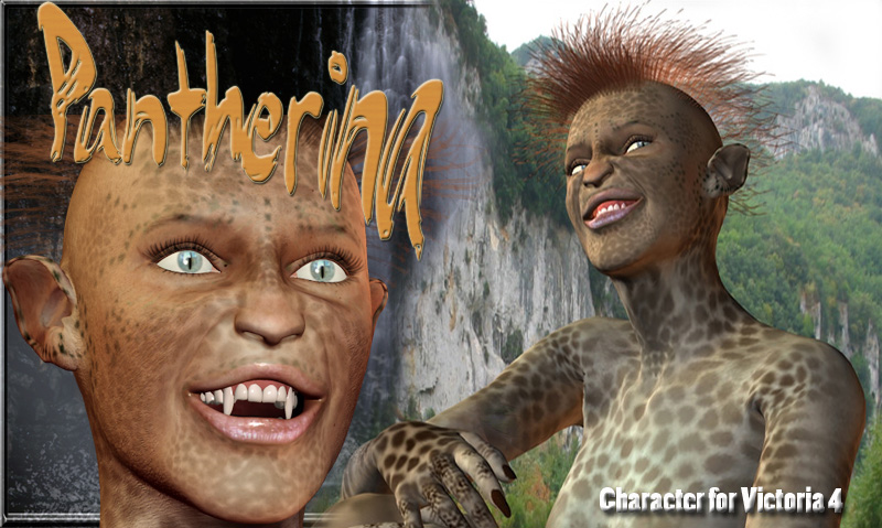 Pantherina for Victoria 4