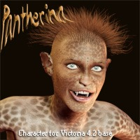 Pantherina for Victoria 4 by zachary