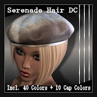 ::Serenade Hair Dream Collection::  _Breeze