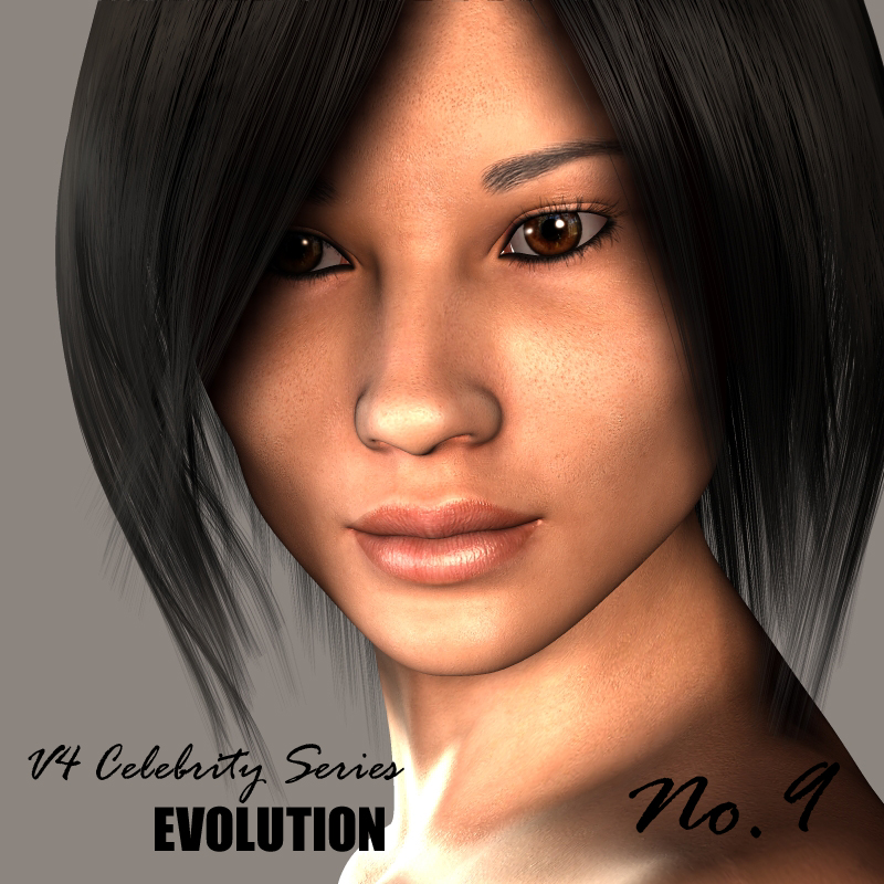 V4 Celebrity Series EVOLUTION: No.9 by adamthwaites