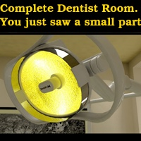 Dentist_Room 3D Models TonyBaas