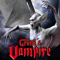 Grotto's Vampire for Michael 3 3D Models 3D Figure Essentials grotto