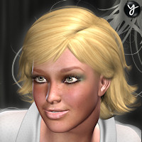 Colors for Noemie Hairstyle  yvonne.