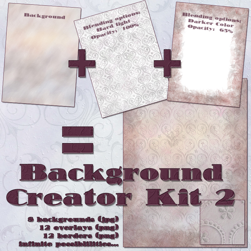 Background Creator Kit 2 2D Lucie