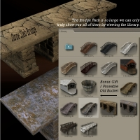 Ultimate Bridge Pack 3D Models SAMS3D