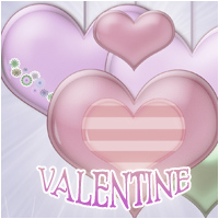 S'Valentine 3D Models 2D Graphics Makena
