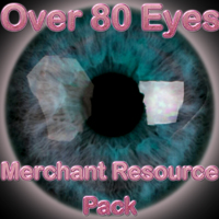 Windows To The Soul MR Eye Pack 2D Graphics nikisatez