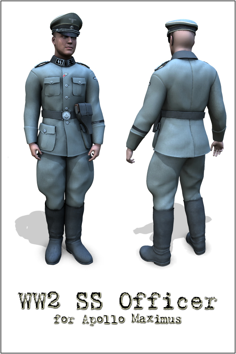 WW2 SS officer