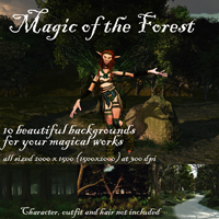 Magic of the Forest  capelito