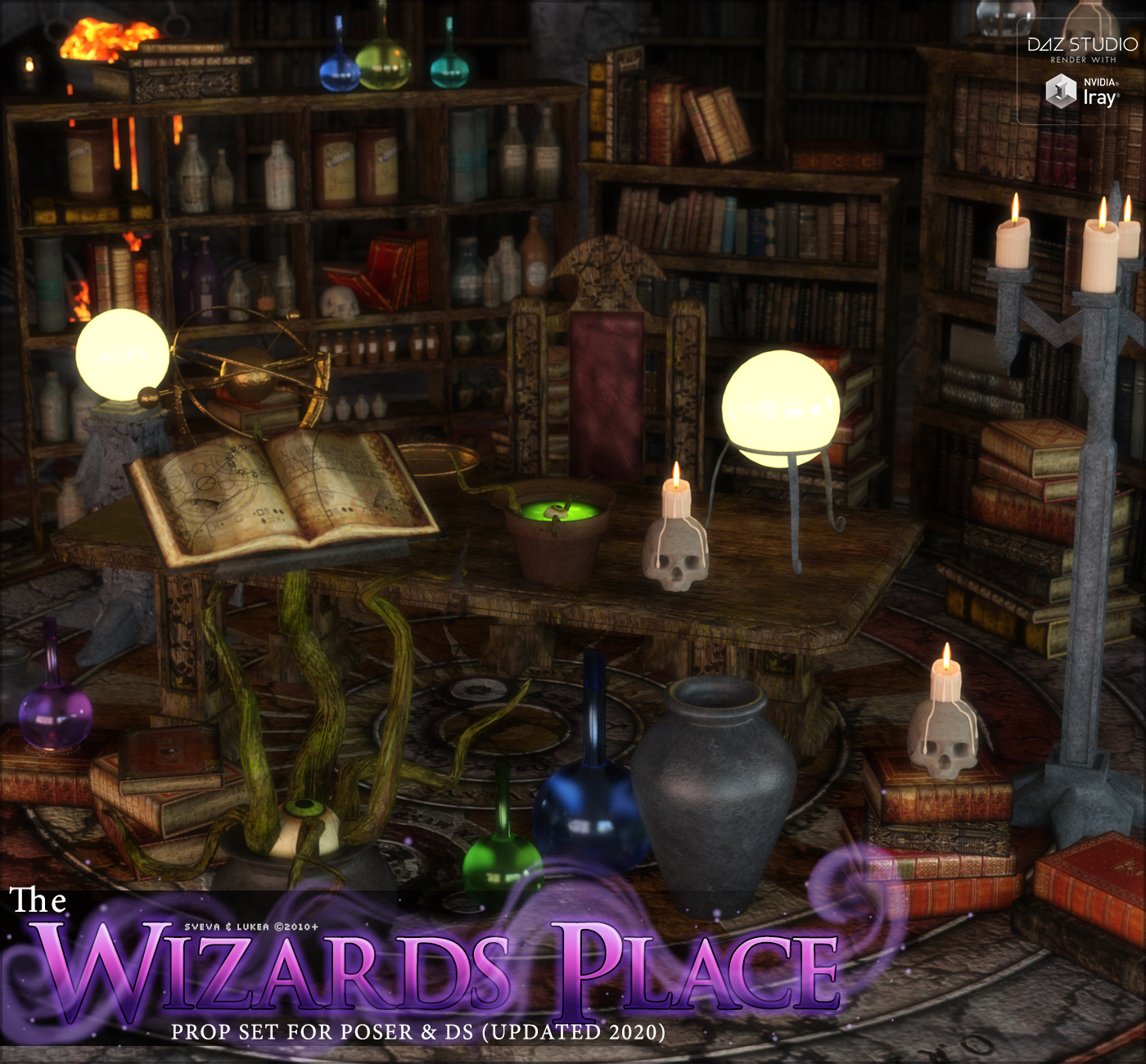 The Wizards Place