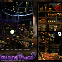 The Wizards Place image 7