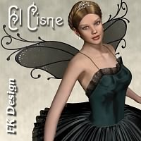 El Cisne Accessories Clothing fabiana
