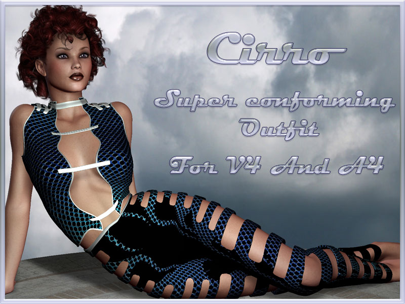 Cirro Outfit For V4/A4