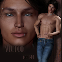 HS's Victor for M4 by HeRaZa